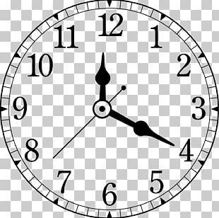 Clock Face Alarm Clock Time Furniture PNG