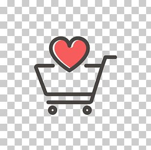 Shopping Cart Stock Photography Heart Online Shopping PNG