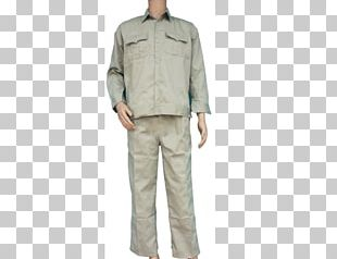 Khaki Jeans Clothing Military Uniform White PNG