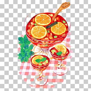 Orange Juice Cocktail Garnish Lemonade PNG