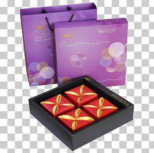 Sticky Rice Mooncake Bánh Mid-Autumn Festival Baked Mooncake PNG