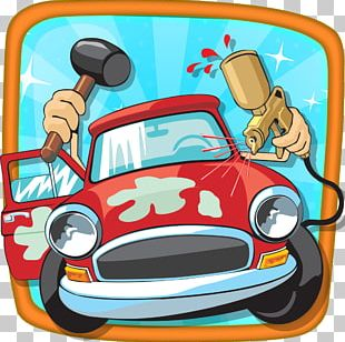 Car Wash Salon Hummer Automobile Repair Shop PNG