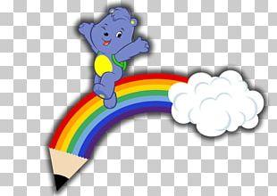 Rainbow Pre-school Education Logo PNG