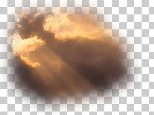 Sky Cloud Cumulus Paper Painting PNG