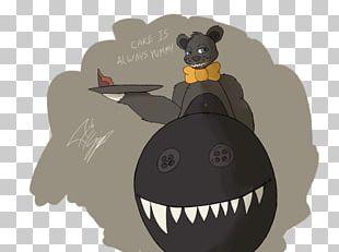 Carnivora Snout Character Animated Cartoon PNG