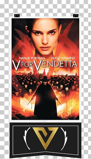Natalie Portman V For Vendetta Evey Hammond United Kingdom DVD PNG