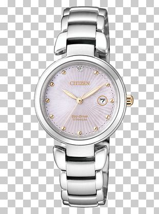 Eco-Drive Citizen Holdings Citizen Watch Clock PNG
