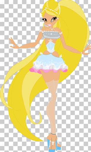 Fairy Dress Human Hair Color PNG