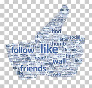 Social Media Facebook Like Button Social Network Advertising Marketing PNG