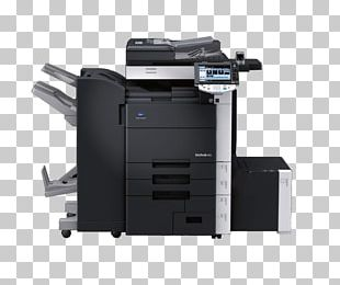 Team Konica Minolta–Bizhub Photocopier Printer Toner PNG