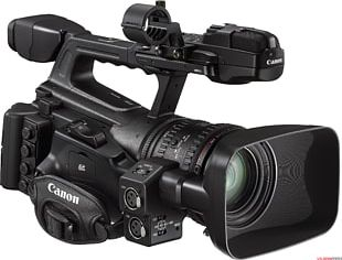 Video Cameras Canon Professional Video Camera High-definition Television PNG