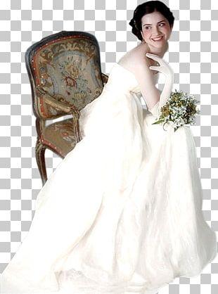 Wedding Dress Bride Marriage Headpiece PNG