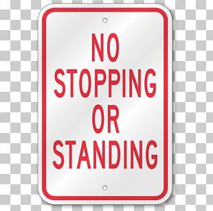 Stop Sign Traffic Sign Parking Violation PNG