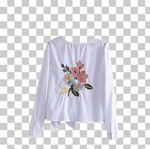 T-shirt Blouse Sleeve Clothing PNG