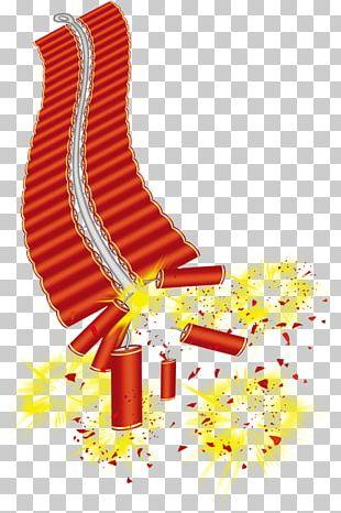 Firecracker Fireworks PNG
