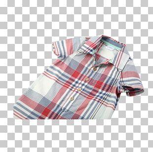 Tartan Sleeve Shirt Button Barnes & Noble PNG