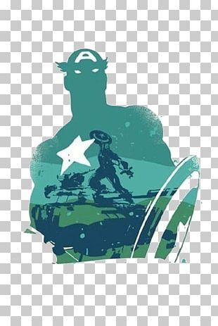 Captain America Iron Man Batman Aquaman Superhero PNG