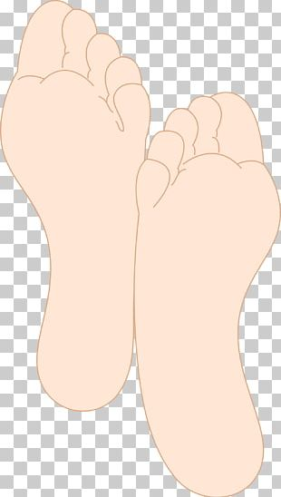 Foot Human Body Sole Toe PNG