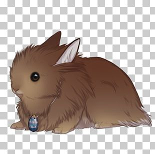 Domestic Rabbit Art Hare Silkie PNG