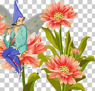 Chrysanthemum Flower Landscape Euclidean PNG