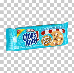 Ice Cream Dulce De Leche Chocolate Chip Cookie Chips Ahoy! PNG