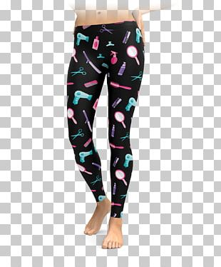 Leggings T-shirt Clothing Tights Yoga Pants PNG