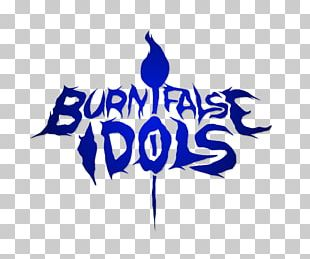 T-shirt Burn False Idols Logo PNG