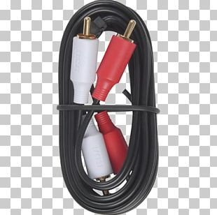 Electrical Cable RCA Connector Component Video Digital Television PNG