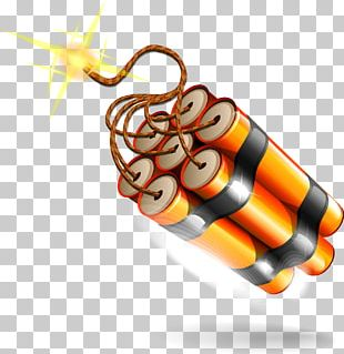 Bomb Explosion Explosive Material Illustration PNG