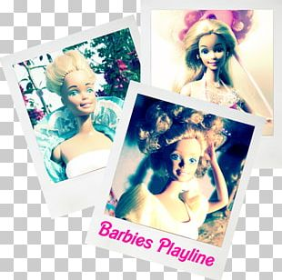 Collecting Barbie PlayLines Menu PNG
