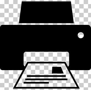 Printing Press Printer PNG