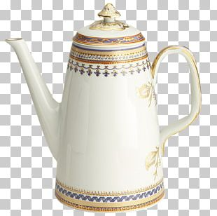 Teapot Kettle Ceramic Coffee Pot PNG