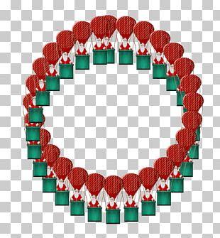 Birthday Cake Santa Claus Balloon Ribbon PNG