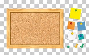 Bulletin Board Cork PNG