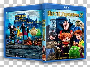 Hotel Transylvania 2 Poster DVD Ultraviolet PNG