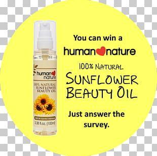 Human Nature Homo Sapiens Common Sunflower Oil PNG