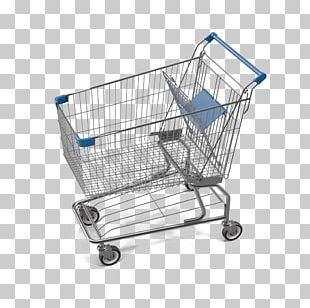 Shopping Cart Supermarket PNG