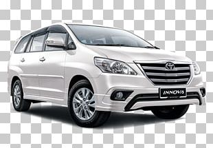 Toyota Innova Toyota Fortuner Car Toyota Hilux PNG