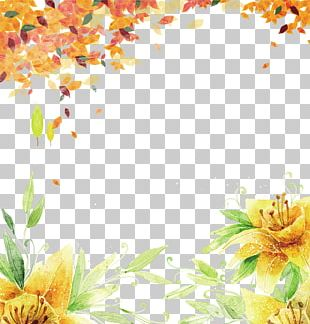 Autumn Summer Autumn Background PNG