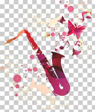 Wedding Invitation Greeting & Note Cards Saxophone Birthday PNG