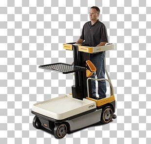 Productivity Wave Forklift Warehouse Order Picking PNG