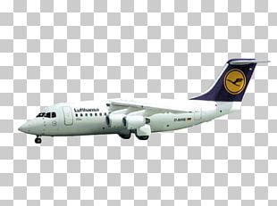 Airplane Narrow-body Aircraft Train PNG