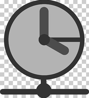 Clock Computer Icons PNG