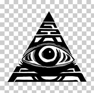 Eye Of Providence Eye Of Horus Illuminati Symbol PNG
