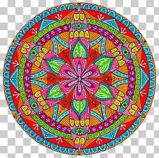 Mandala Circle Drawing Kaleidoscope Art PNG