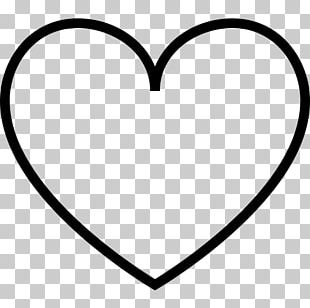 Love Heart Shape Valentine's Day PNG