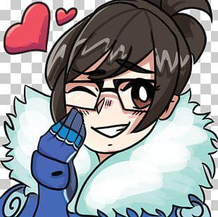 Twitch.tv Discord Emote Mangaka Anime PNG