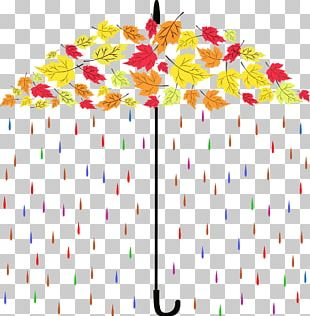Rain Wet Season Umbrella Autumn Cloud PNG