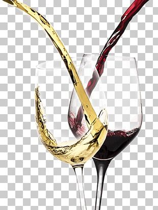 White Wine Wine Glass Red Wine Champagne Glass PNG