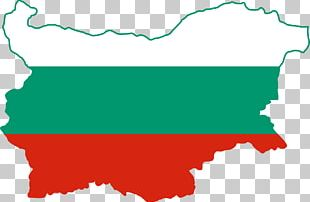Flag Of Bulgaria Map Collection PNG